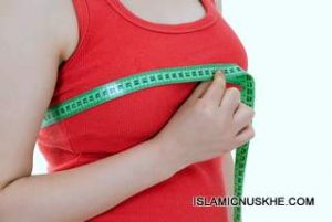 Islamic way To increase breast size