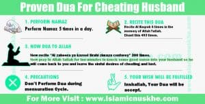 Proven Dua For Cheating Husband