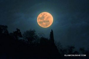 Blood Moons benefits in Islam