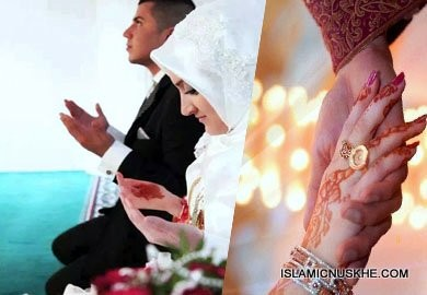 Wazifa or Dua to reunite husband and wife love