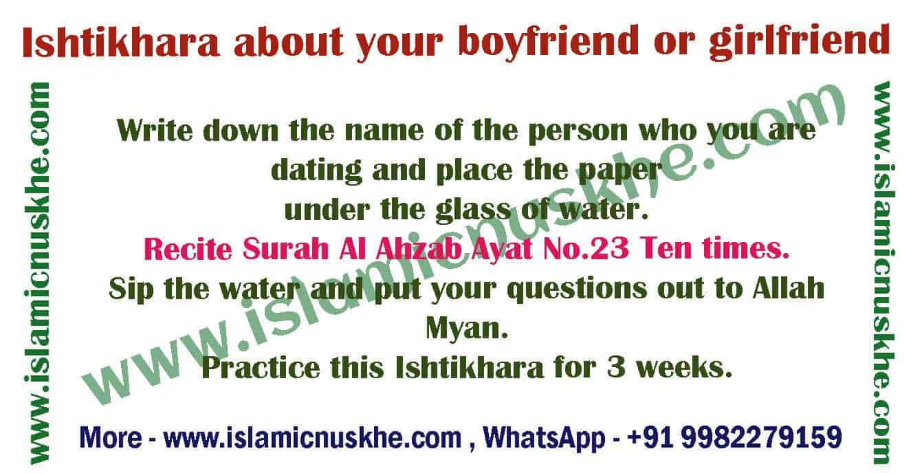 Can I Make Love Istikhara To Get My Love Back
