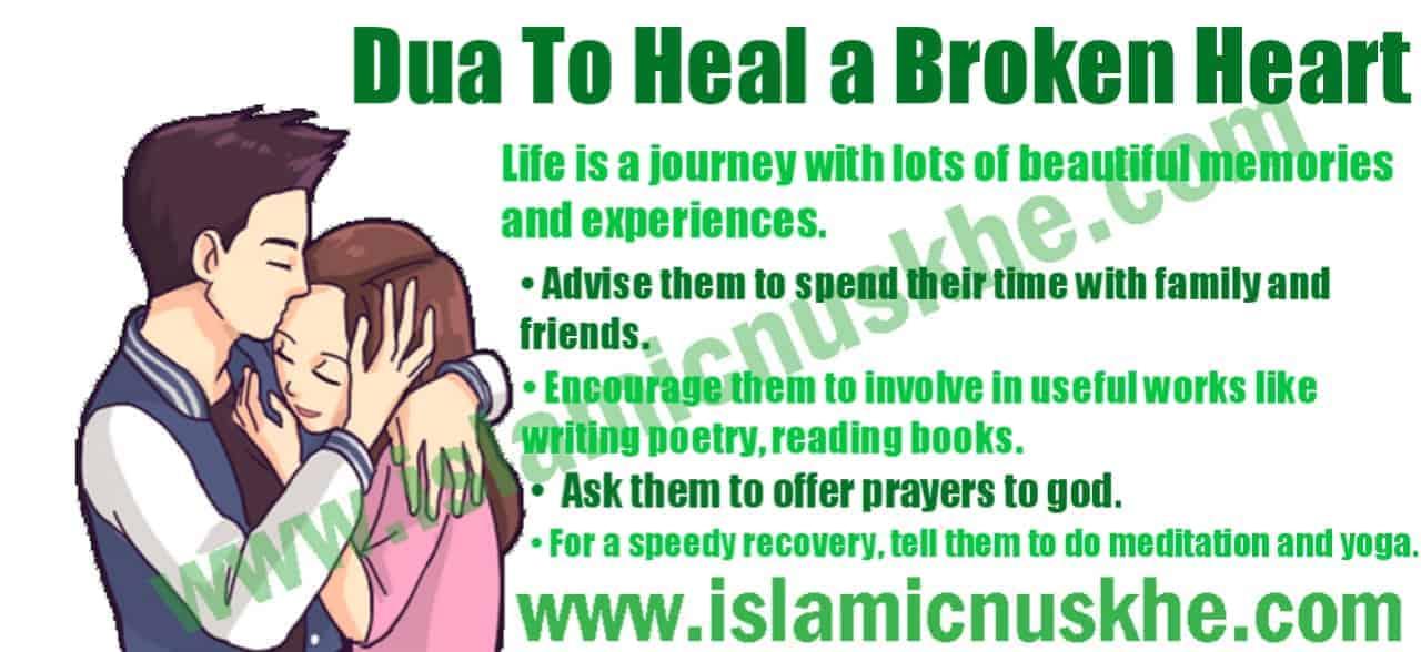 Dua To Heal a Broken Heart