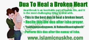 Powerful Dua To Heal a Broken Heart