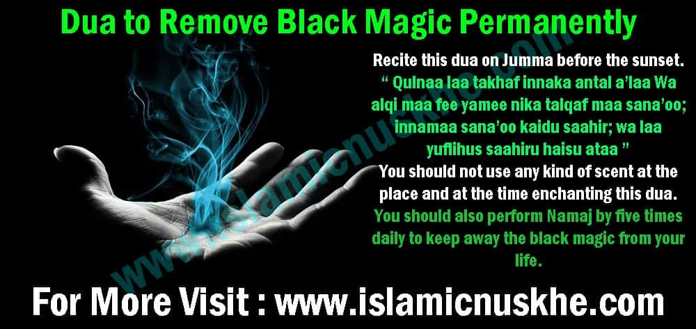 Best Dua to Remove Black Magic Permanently in Islam