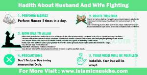 Hadith About Husband And Wife Fighting