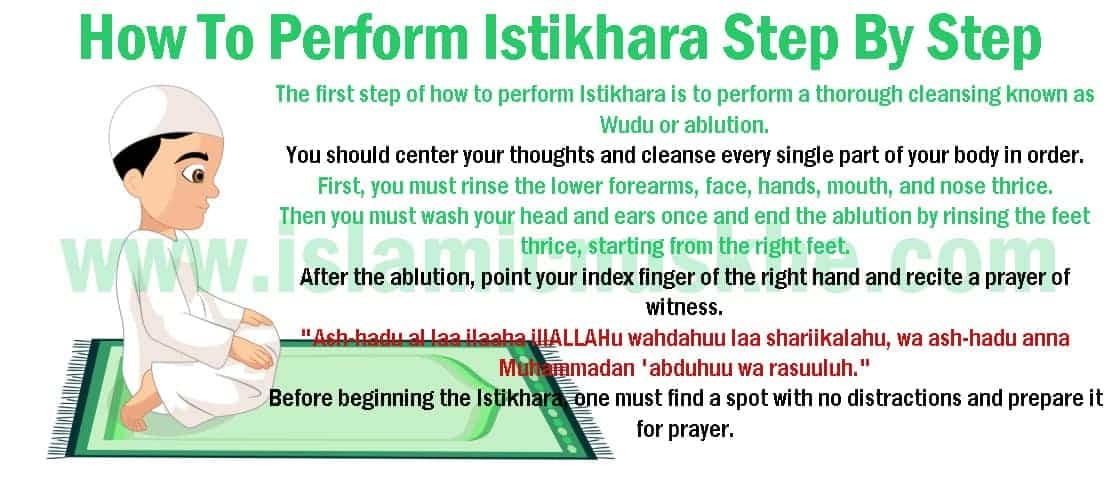How To Perform Istikhara Step By Step