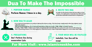 Dua To Make The Impossible Happen